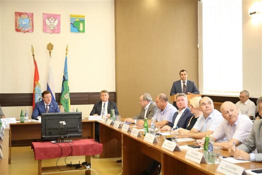 В Кинеле обсудили инвестиции в АПК Самарской области