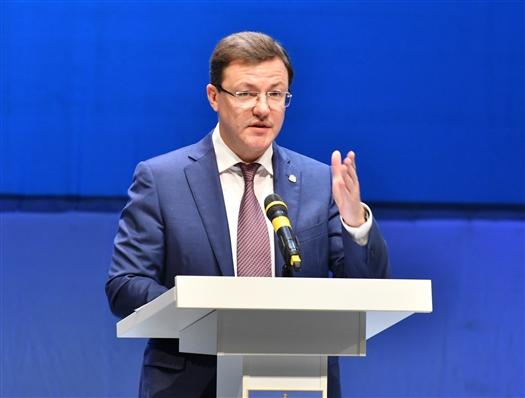 Дмитрий Азаров принял участие в областной педконференции
