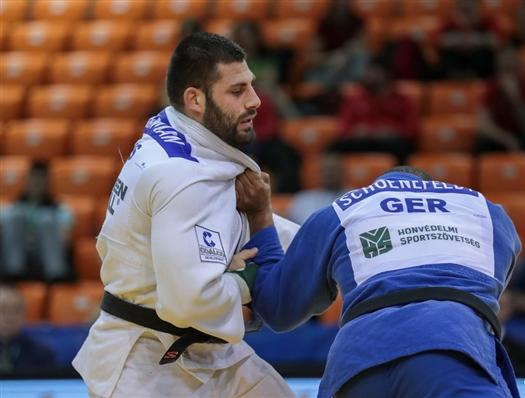 Самарский дзюдоист Арман Адамян выиграл молодежное первенство Европы