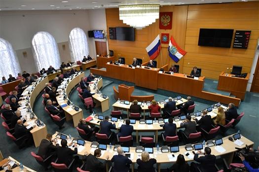 В Самарской губдуме приняли поправки в облбюджет-2018