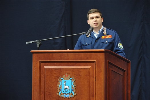 """Максим Гнатюк: """"Молодежи не по пути с экстремизмом"""""""