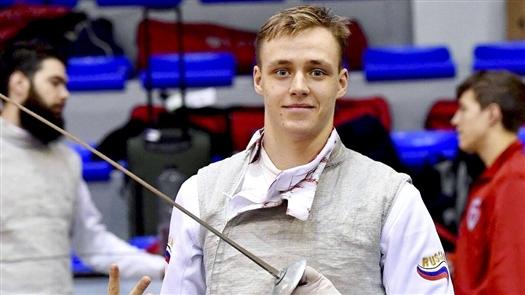 Самарские фехтовальщики Кирилл (на фото) и Антон Бородачевы выиграли первенство Европы