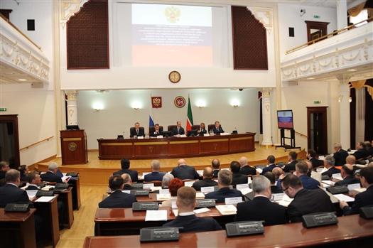 Николай Меркушкин рассказал на Совете безопасности об опыте региона по противодействию экстремизму и незаконной миграции