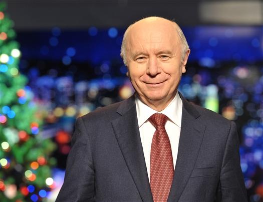 Николай Меркушкин поздравил жителей Самарской области с Новым годом