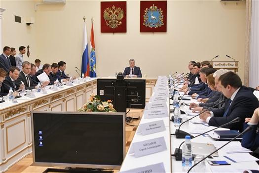Совет по инвестициям региона поддержал три проекта общей стоимостью 4,8 млрд рублей