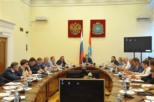В Самарской области обсудили, как готовить специалистов для оборонно-промышленного комплекса