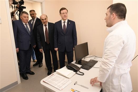 В Самаре заработал центр восстановительного лечения