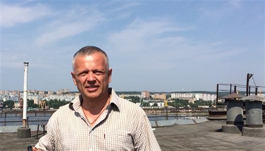 Вячеслав Сурин - руководитель департамента хранения и переработки ГК СИНКО