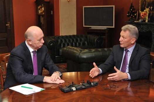 Министром строительства Самарской области назначен Александр Баландин