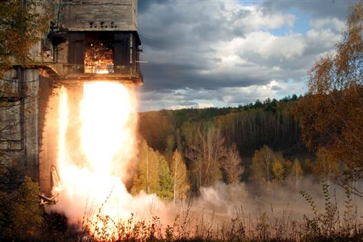 """Двигатель НК-33 для легкой ракеты-носителя """"Союз-2-1в"""" успешно прошел испытания"""