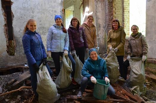 Предприятия помогают в благоустройстве Тольятти
