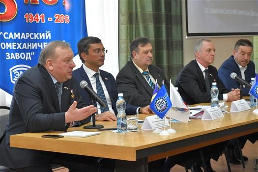 """Владимир Шаманов: """"Оборона была и будет непреложным приоритетом государственной стратегии"""""""