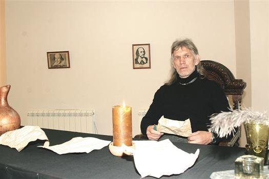 На 63-м году жизни скончался от инфаркта самарский поэт и прозаик Михаил Анищенко