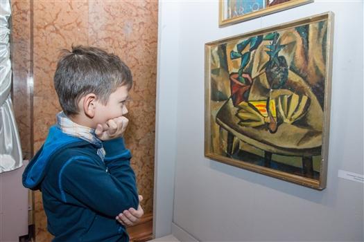 """Художественный музей открывает выставку Вадима Сушко """"Я люблю судьбу свою"""""""