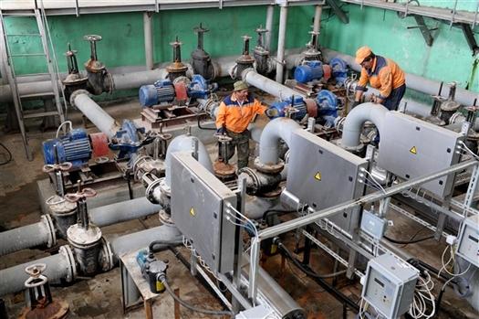 """""""СКС"""" может получить систему водоснабжения Самары в концессию"""