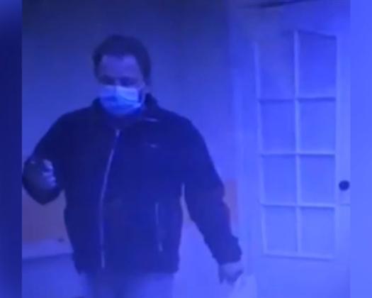 Полиция разыскивает налетчика, пришедшего с оружием в офис микрозаймов
