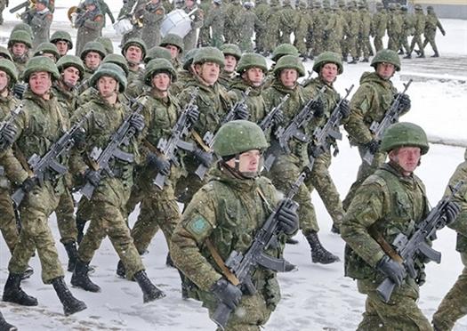 В Самарской области сформирована новая мотострелковая бригада