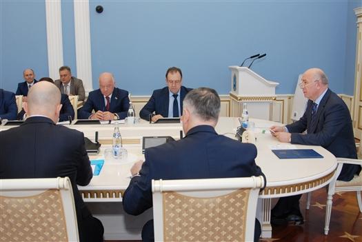 """Николай Меркушкин: """"Важно принять меры, обеспечивающие безопасность и покой наших граждан"""""""
