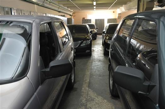 Автопарк правительства Самарской области сократится на 34 автомобиля