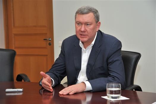 """Юрий Вертопрахов, генеральный директор АО """"Теплант"""""""