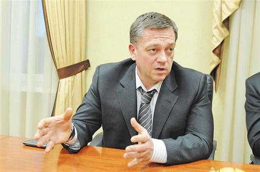 Руководитель департамента градостроительства Сергей Рубаков