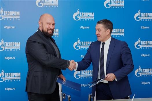 Владимир Кошелев подписал меморандум сгазовиками