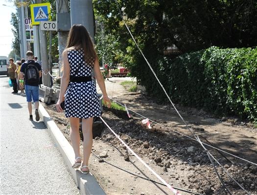 Ул. Авроры хотят продлить от Московского шоссе до ул. Ново-Садовой