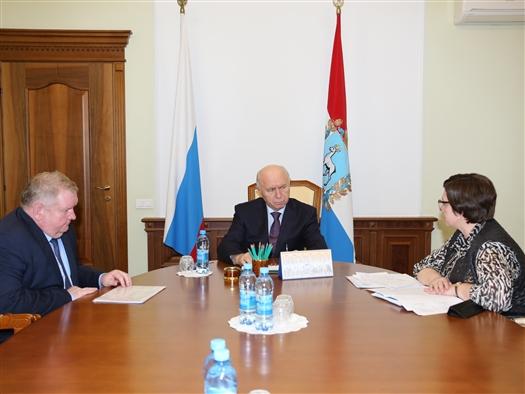 """Николай Меркушкин: """"По результатам мониторинга уже в апреле мы примем решение, кому необходима дополнительная поддержка по транспорту"""""""