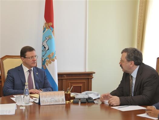 """Замруководителя ФАС: """"Многие показатели по развитию конкуренции в Самарской области уже достигнуты"""""""