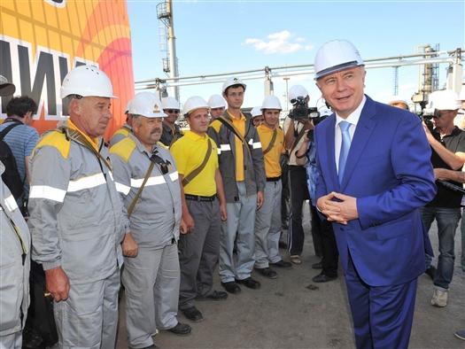 Работа в нефтегорске самарской области вакансии
