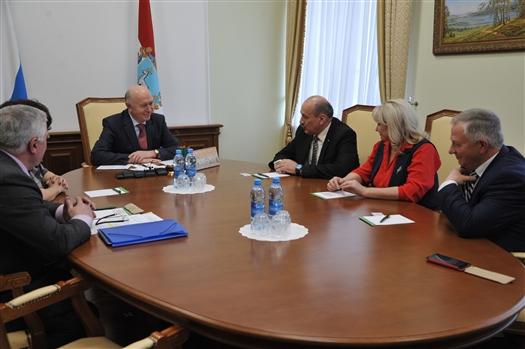 Самарская область и Республика Крым подпишут соглашение о сотрудничестве