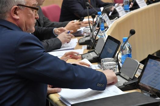 """В регионе принят закон """"О стратегическом планировании в Самарской области"""""""