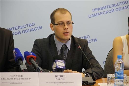 Сергей Бурцев возглавил областной департамент по делам молодежи