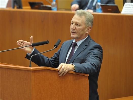 Новый министр строительства региона представлен депутатам Самарской губдумы