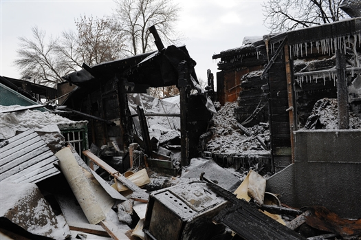 Общественная комиссия губдумы поддержала запрет на строительство на месте сожженных домов