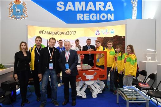 Виктор Сойфер провел встречу с самарскими участниками ВФМС-2017