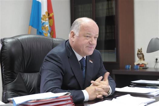 """Виктор Сазонов: """"Эффективность налоговой политики - это важнейший фактор развития региона"""""""