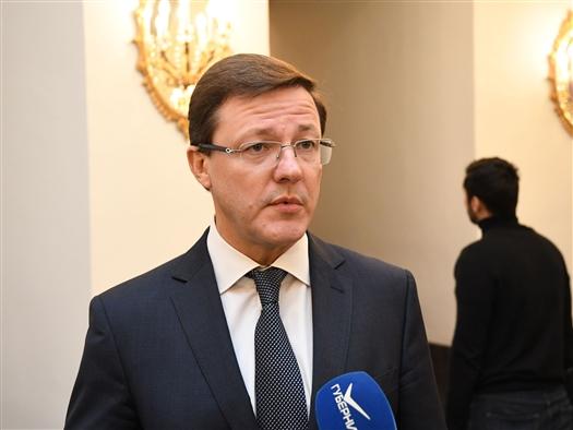 """Дмитрий Азаров: """"Мы сейчас анализируем причины отставания Самарской области"""""""