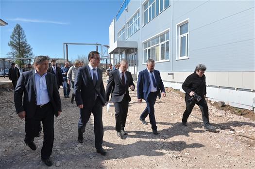 Дмитрий Азаров посетит северные районы области