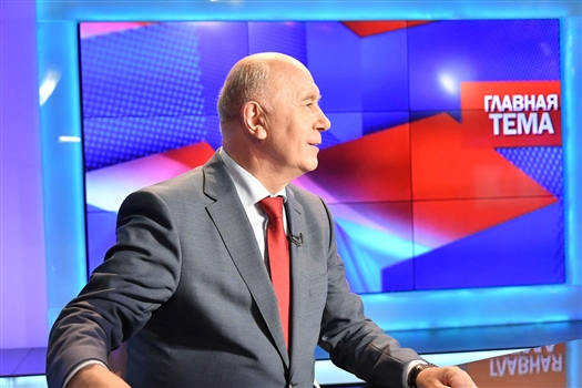 """Николай Меркушкин: """"Мы рассчитываем в этом году получить абсолютный за всю историю области рекорд по урожайности"""""""