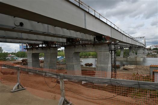 Бюджет строительства Фрунзенского моста в 2018 году составит 3,4 млрд рублей