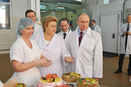 "Владимир Путин на Самарском БКК: ""Опасное производство - трудно удержаться"""