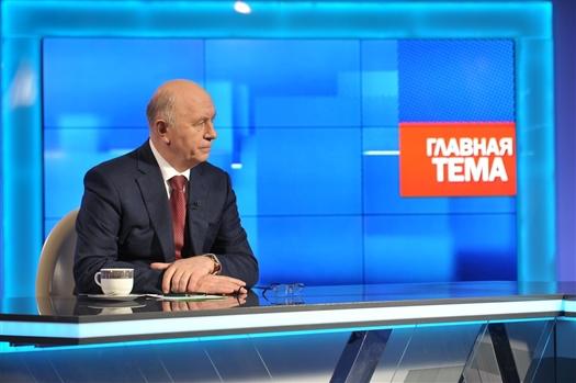 """Николай Меркушкин: """"Необходимо как можно быстрее решить проблемы Тольятти"""""""
