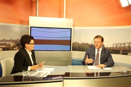 В Сызрани благоустроят набережную за счет областного бюджета