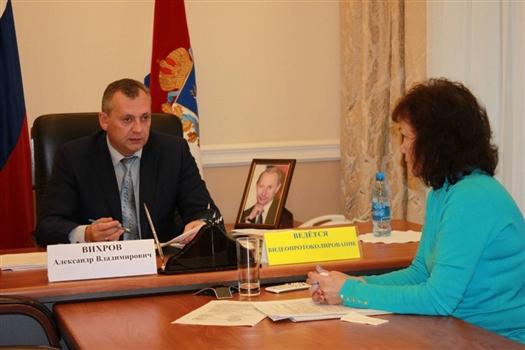 Глава областного УФНС проведет прием граждан в региональной приемной президента РФ