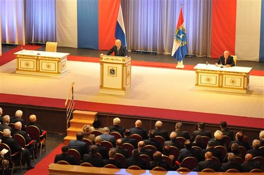 """Губернатор: """"Надо коренным образом изменить технологический уклад Тольятти"""""""
