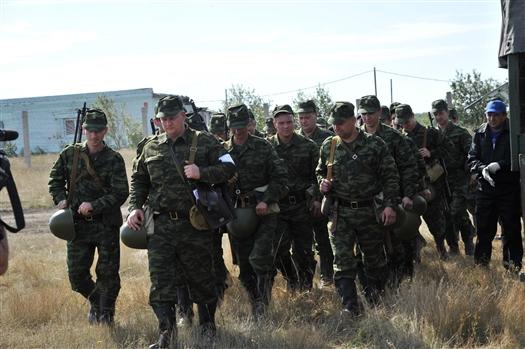 Самарские миротворцы подняты по тревоге