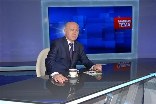 """Николай Меркушкин: """"К 10 июня монтаж купола будет в основном завершен"""""""