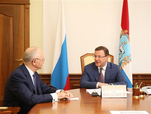 Самарская область будет развивать двусторонние связи с Республикой Молдова