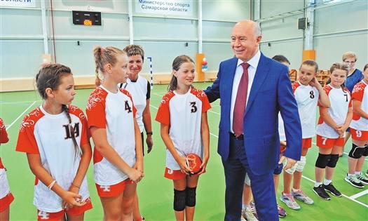 Масштабное обновление коснется и социальной инфраструктуры Тольятти, большое внимание уделяется строительству новых объектов и развитию спорта